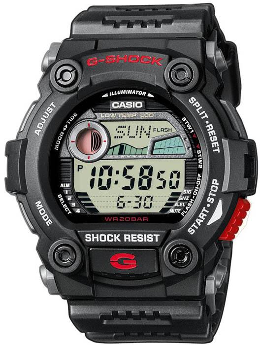 Casio Casio G-7900-1E casio часы casio gw 7900 1e коллекция g shock