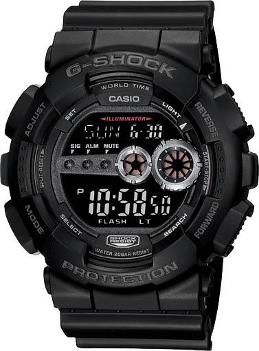 Casio Casio GD-100-1A наручные часы casio gd 120cm 5e