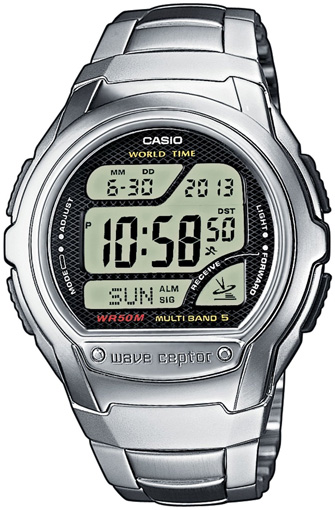 Casio Casio WV-58DE-1A casio wave ceptor wv 58de 1a