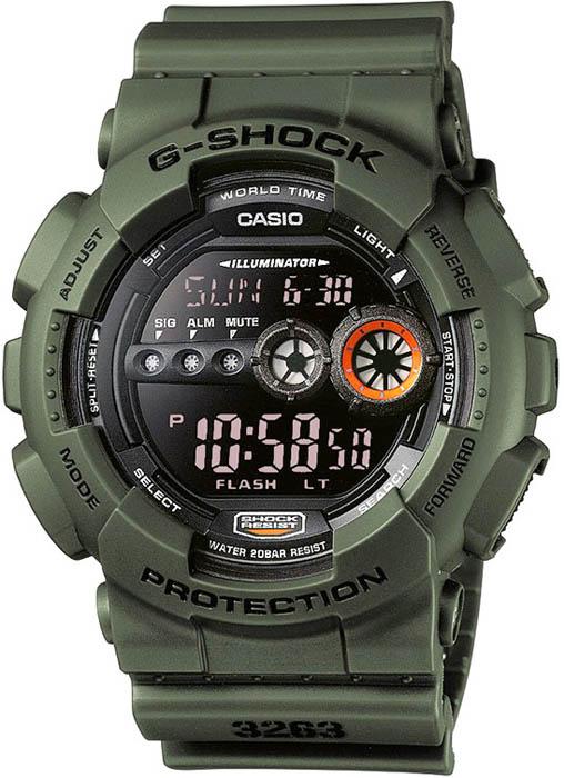 Casio Casio GD-100MS-3E casio gd 100ms 3e
