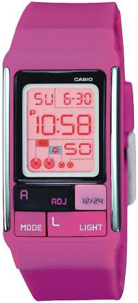 Casio Casio LDF-52-4A женские часы casio ldf 52 7a
