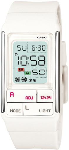 Casio Casio LDF-52-7A женские часы casio ldf 52 7a