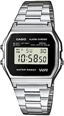 Casio Casio A-158WEA-1E мужские часы casio gd x6900mc 1e