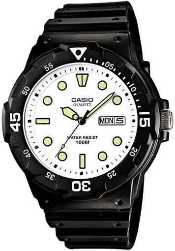 Casio Casio MRW-200H-7E кварцевые часы casio collection mrw 200h 2b3 navy