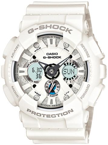 Casio Casio GA-120A-7A casio g shock g classic ga 110mb 1a