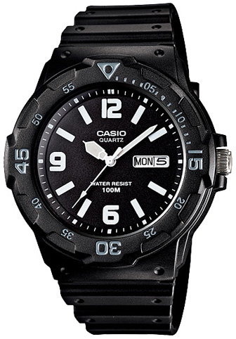 Casio Casio MRW-200H-1B2 мужские часы casio mrw 200h 7e