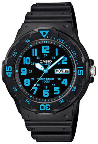 Casio Casio MRW-200H-2B мужские часы casio mrw 200h 7e