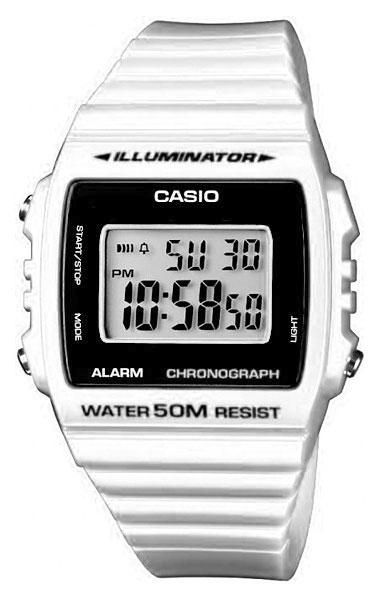 Casio Casio W-215H-7A мужские часы casio w 215h 6a