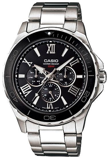 Casio Casio MTD-1075D-1A1 casio mtd 1066b 1a1