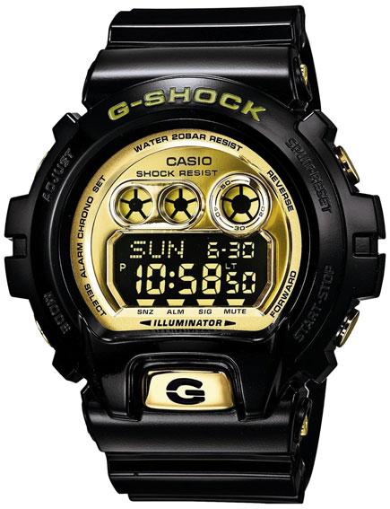 Casio Casio GD-X6900FB-1E мужские часы casio gd x6900mc 1e