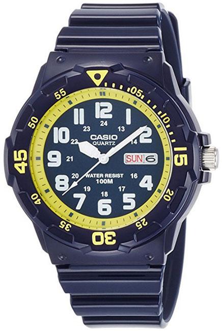 Casio Casio MRW-200HC-2B casio mrw 200h 4b