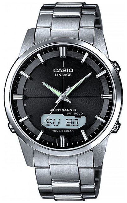 Casio Casio LCW-M170TD-1A casio lcw m500td 1a