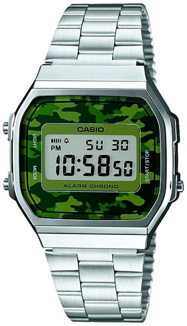Casio Casio A-168WEC-3E casio gd 100ms 3e