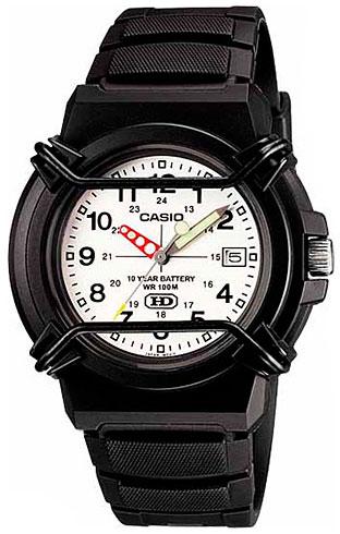 Casio Casio HDA-600B-7B часы наручные casio часы baby g ba 120tr 7b