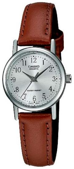 Casio Casio LTP-1095E-7B часы наручные casio часы baby g ba 120tr 7b