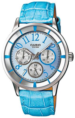 Casio Casio LTP-2084L-2B casio casio ltp 1260d 2b