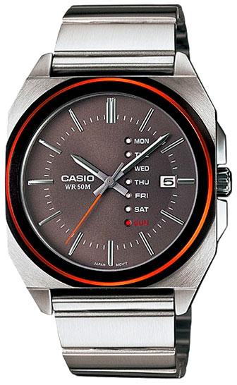 Casio Casio MTF-117D-8A часы casio mtf 118l 7a