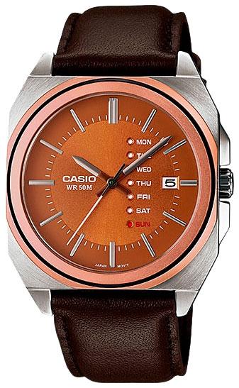 Casio Casio MTF-117L-5A часы casio mtf 118l 7a