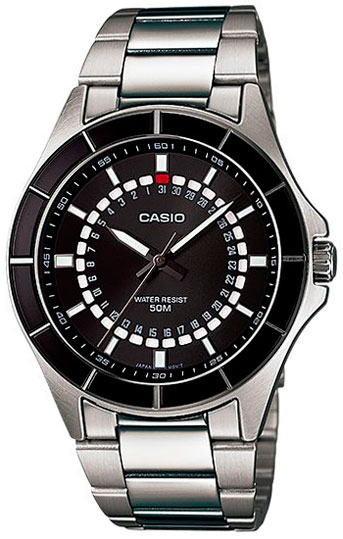 Casio Casio MTF-118D-1A часы casio mtf 118l 7a
