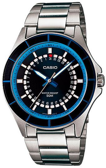 Casio Casio MTF-118D-2A часы casio mtf 118l 7a