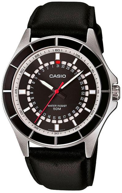 Casio Casio MTF-118L-1A часы casio mtf 118l 7a