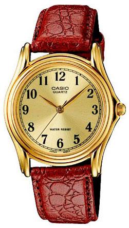 Casio Casio MTP-1096Q-9B1 часы casio mtp 1374d 5a