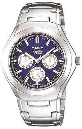 Casio Мужские японские наручные часы Casio MTP-1247D-2A