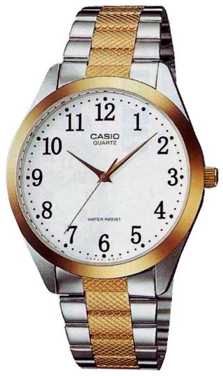 Casio Casio MTP-1274SG-7B часы наручные casio часы baby g ba 120tr 7b