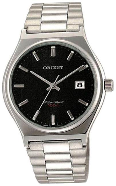 Orient Мужские японские водонепроницаемые наручные часы Orient UN3T003B orient мужские японские наручные часы une2004b