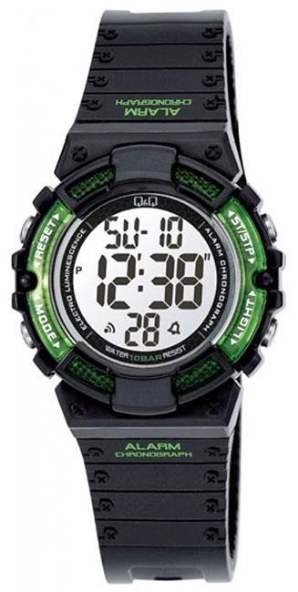 Q&Q Q&Q M138-001 детские часы q and q m138 006