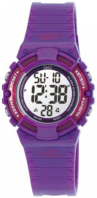 Q&Q Q&Q M138-004 детские часы q and q m138 006