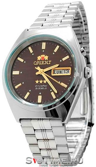 Orient Мужские японские наручные часы Orient EM0801NT orient мужские японские наручные часы une2004b