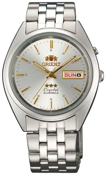 Orient Мужские японские наручные часы Orient EM0401TW orient мужские японские наручные часы une2004b
