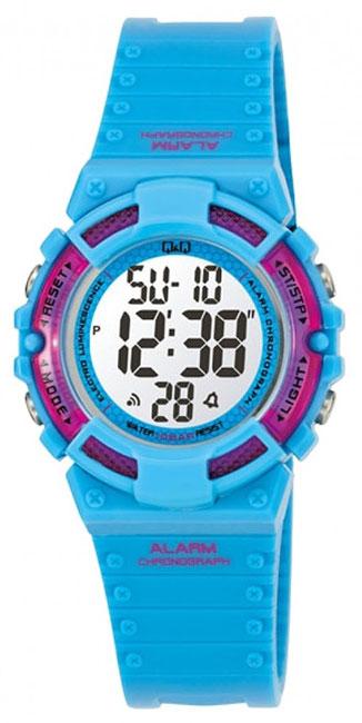 Q&Q Q&Q M138-005 детские часы q and q m138 006