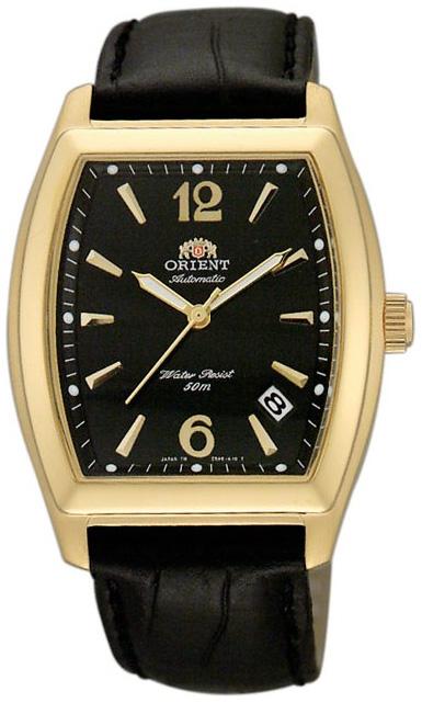 Orient Orient ERAE005B мужской кожаный клатч fanka 005 с буквой b