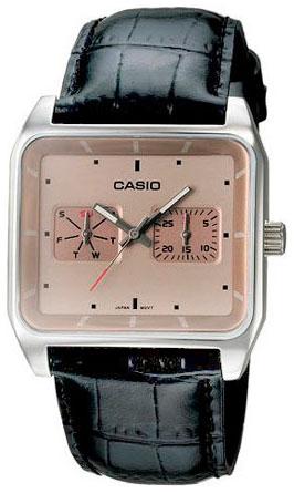 Casio Casio MTF-304L-8A часы casio mtf 118l 7a