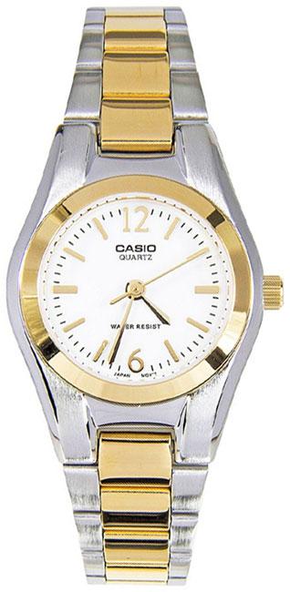 Casio Casio LTP-1253SG-7A casio ltp 2088d 7a