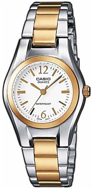Casio Casio LTP-1280PSG-7A casio ltp 2088d 7a