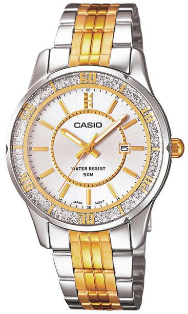 Casio Casio LTP-1358SG-7A casio ltp 2088d 7a