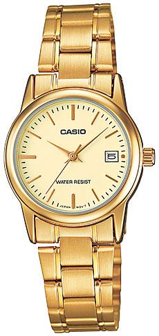 Casio Casio LTP-V002G-9A casio ltp v002g 1b