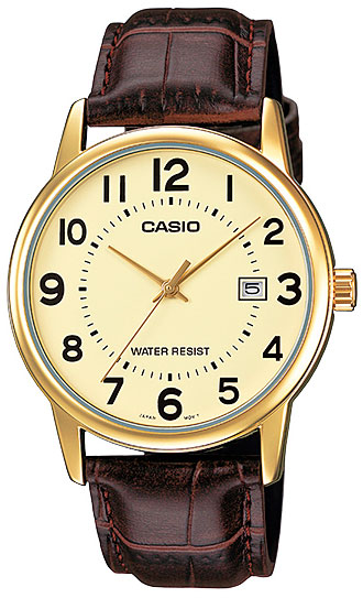 Casio Casio MTP-V002GL-9B часы casio mtp 1374d 5a