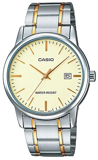 Casio Casio MTP-V002SG-9A casio часы casio mtp 1381l 9a коллекция analog