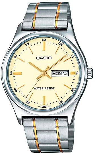 Casio Casio MTP-V003SG-9A casio часы casio mtp 1381l 9a коллекция analog