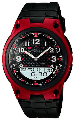 Casio Casio AW-80-4B ko 4b ht1611 ht1613