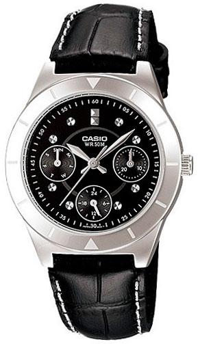 Casio Casio LTP-2083L-1A часы наручные casio часы casio ltp e118g 1a