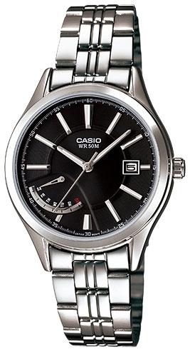 Casio Casio LTP-E102D-1A часы наручные casio часы casio ltp e118g 1a