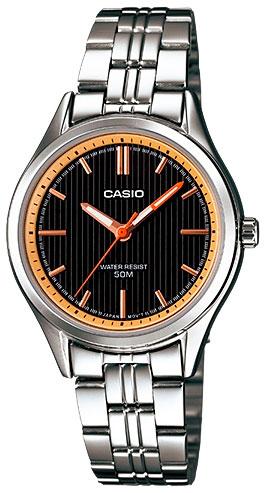 Casio Casio LTP-E104D-1A часы наручные casio часы casio ltp e118g 1a