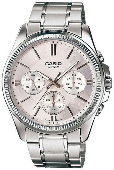 Casio Casio MTP-1375D-7A часы casio mtp e108d 7a
