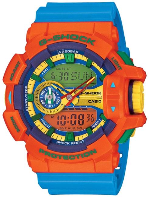 Casio Casio GA-400-4A часы casio gw m5610 1e