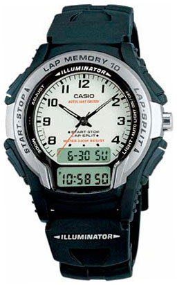 Casio Casio WS-300-7B часы наручные casio часы baby g ba 120tr 7b